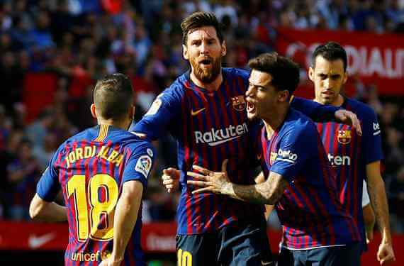 El problema de 150 millones que Messi, Suárez y Piqué tapan en el Sevilla-Barça