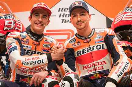 El plan de Jorge Lorenzo para merendarse a Marc Márquez en Honda (y a Valentino Rossi en Yamaha)