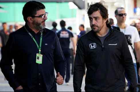 El drama de Fernando Alonso (y el amigo que da la cara) que llega a la F1