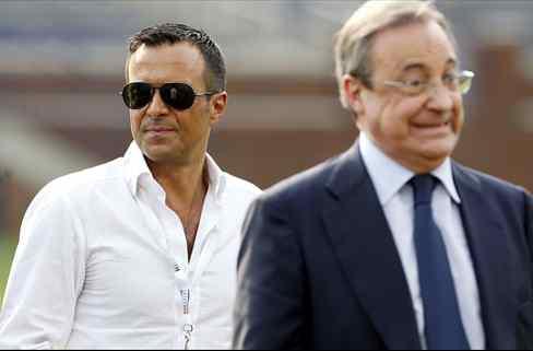 El crack portugués que Jorge Mendes intenta colocar en Barça y Real Madrid sin éxito