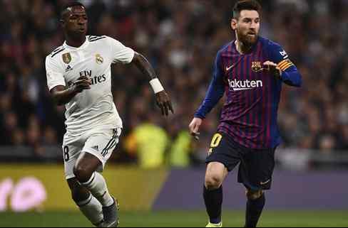 Jugará con Vinícius en el Madrid: 100 millones y se va con Zidane. Y Messi no lo quiso en el Barça