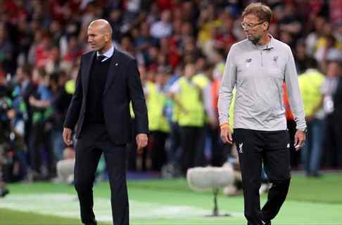 Cuelga el teléfono a Jürgen Klopp (y el Liverpool) para jugar en el Real Madrid de Zidane