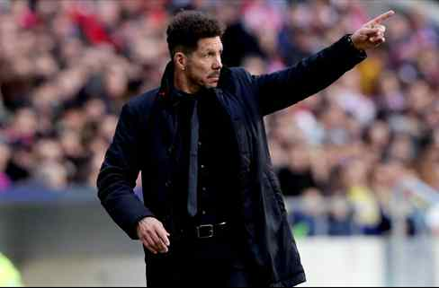 Simeone gana la puja: el Atlético se lleva a un crack en la lista de Florentino para el Real Madrid