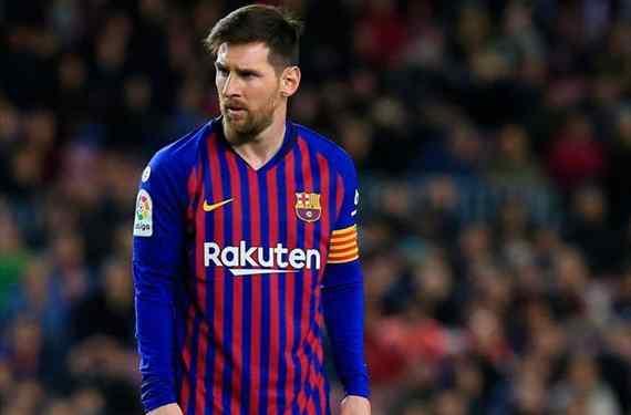 Ofrecen al Barça una estrella en la agenda de Florentino para el Real Madrid (y Messi no lo quiere)