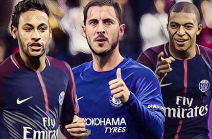 El tapado de Zidane para el tridente del Real Madrid 2018-19: ni Neymar, ni Hazard, ni Mbappé