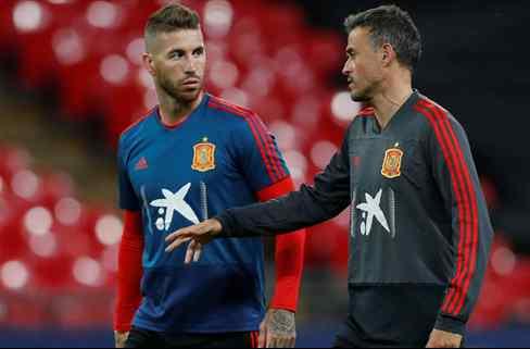 Sergio Ramos avisa: Zidane quiere a una estrella de la Roja. El trueque en el Real Madrid