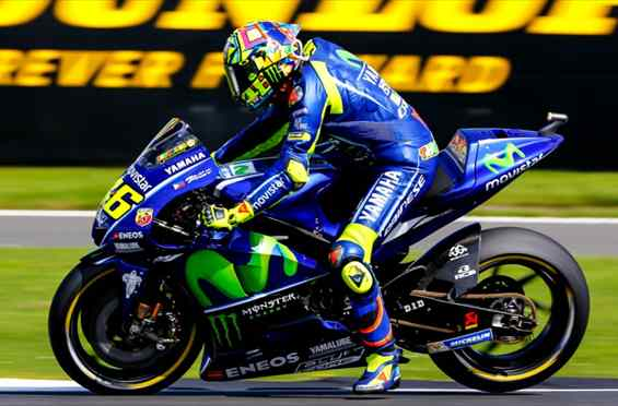Valentino Rossi pone nombre a sus grandes enemigos (y cuenta como es su relación con ellos)