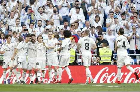Oferta sorpresa de 100 millones a Florentino Pérez (y no es por Bale, Asensio, Modric, Kroos y cía)