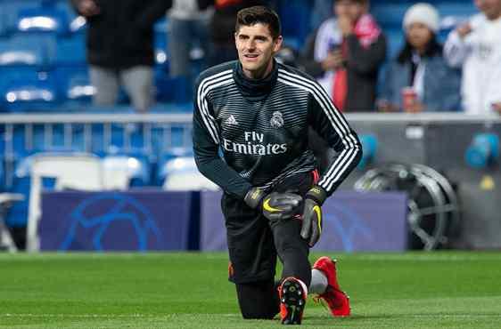 Es el nuevo Courtois: Florentino Pérez pone el fichaje de un portero sobre la mesa de Zidane