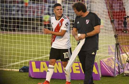 River Plate sustituye a Quintero por otro colombiano: el fichaje que llega a Falcao, James, Mina...