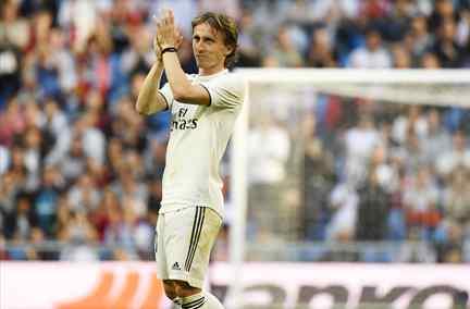 Modric hace saltar la banca del Real Madrid con una oferta inesperada (y millonaria) en Europa