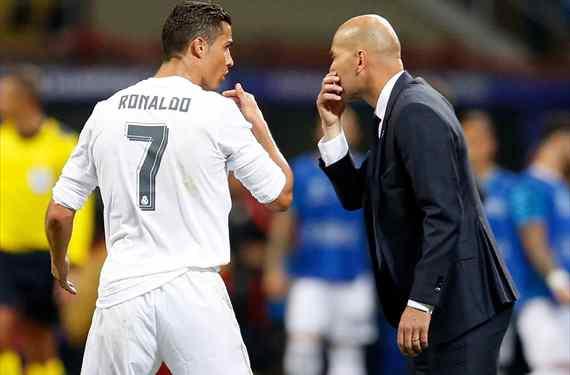 Deja tirado a Cristiano Ronaldo por Zidane (y el Real Madrid): portazo a la Juventus