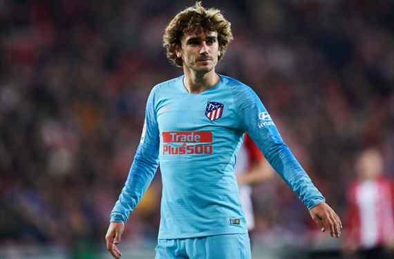 Las cuatro ofertas de Griezmann (y una con mucho morbo) para dejar colgado a al Atlético de Simeone