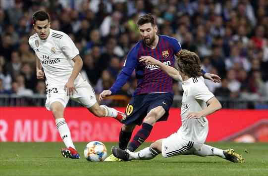 La pelea de Florentino Pérez con el Barça (y en la sombra) por el nuevo crack de moda de Europa