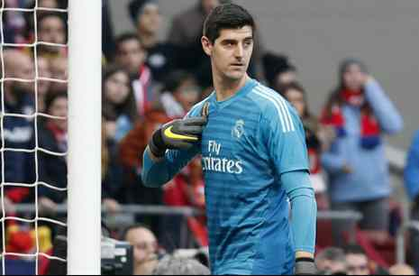 ¿Sabes la última de Courtois? El vídeo que mata de risa a Zidane y preocupa a Florentino Pérez