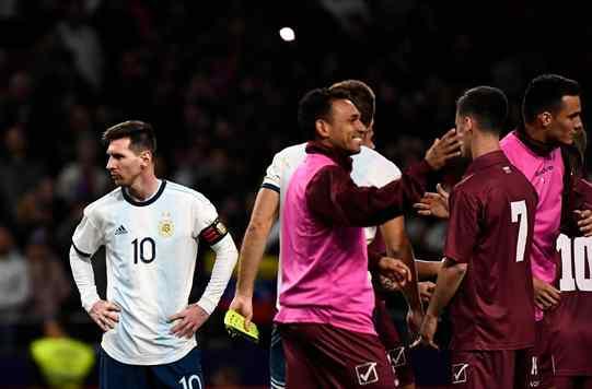La última humillación a Messi: El mensaje de un jugador de Venezuela al crack del Barça