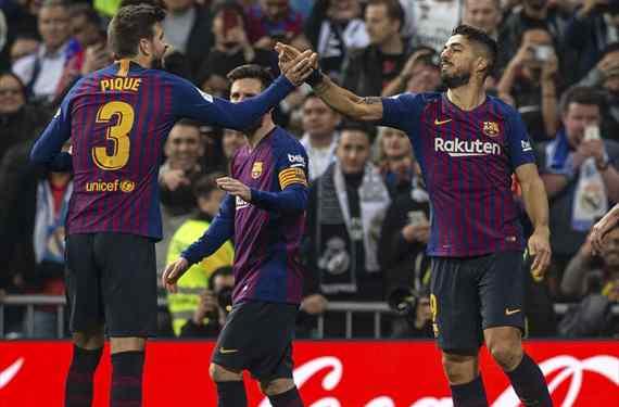 Messi, Luis Suárez y Piqué no lo quieren en el Barça: el galáctico que llama a Zidane