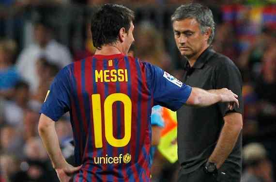 Mourinho se lo lleva a su nuevo equipo. Y es titular con Messi en el Barça