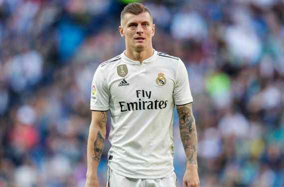 La venganza por Kroos: Florentino Pérez intenta quitarle un galáctico al City de Pep Guardiola