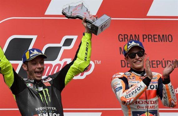 El menosprecio de Marc Márquez a Valentino Rossi (y también hay para Jorge Lorenzo)