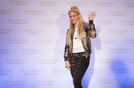 Las fotos íntimas de Shakira (y no son con Piqué) que ponen patas arriba España