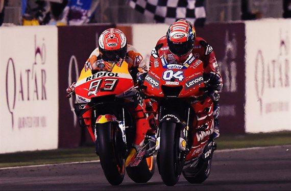 La bomba de Marc Márquez que asusta a MotoGP (y llega a Valentino Rossi, Jorge Lorenzo y Dovizioso)