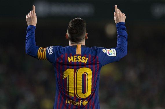 El trueque que Messi bloquea en el Barça (y es por un galáctico en la agenda de Florentino Pérez)