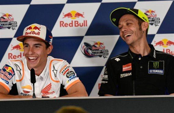 El plan de Valentino Rossi para liquidar a Marc Márquez (y a Honda)