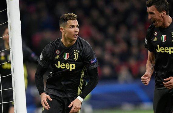 Se va con Cristiano Ronaldo. El galáctico que cambia a Zidane y a Florentino Pérez por la Juventus
