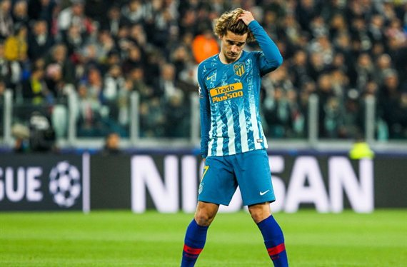 El tapado de Simeone para relevar a Griezmann es una bomba (y Cristiano Ronaldo también lo quiere)