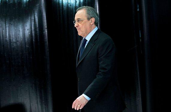 Florentino Pérez retoma un viejo objetivo para la delantera del Real Madrid (y Zidane no lo quiere)