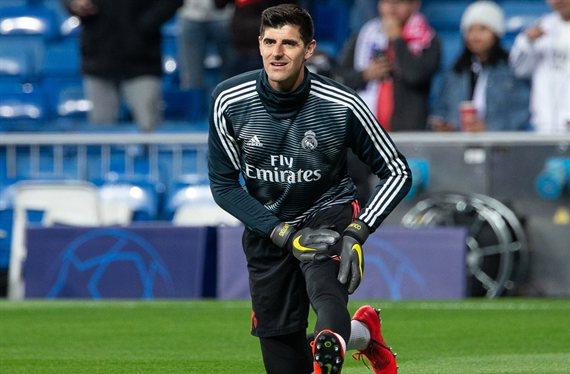 Zidane quiere a un nuevo portero para el Real Madrid (y es para echar a Courtois)