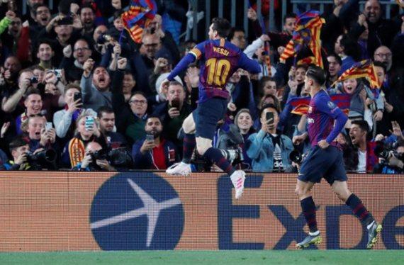 El mensaje bomba de Messi a Cristiano Ronaldo que arrasa el Barça-United (y el Juventus-Ajax)