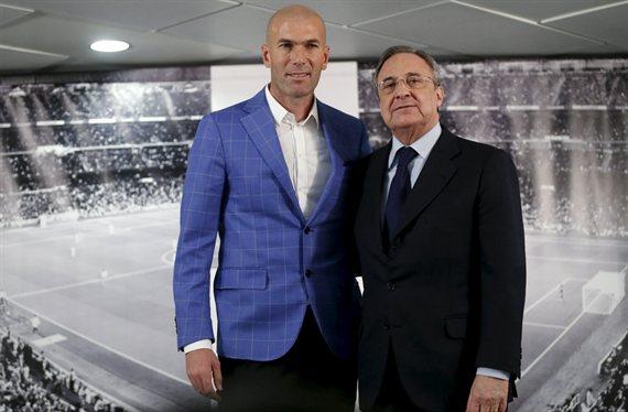 La lista con los primeros descartes que Zinedine Zidane ha pasado a Florentino Pérez en el Madrid