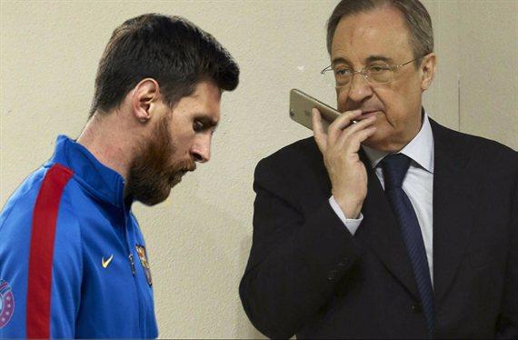 Florentino Pérez tiene tres fichajes bomba para reventar una Champions de Messi con el Barça
