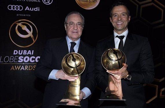 El fichaje sorpresa de Florentino Pérez (y viene de la mano de Jorge Mendes) que desata las bromas