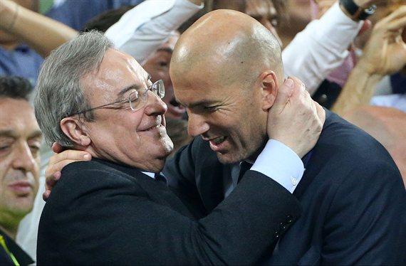Huye de Zidane y de Florentino Pérez: el crack del Real Madrid que tiene un acuerdo para salir