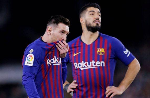 El tapado del Barça (con el ok de Messi y Suárez) para la delantera (y que también gusta a Zidane)