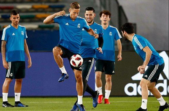 Zidane a Florentino Pérez: Marcos Llorente, Mariano o Dani Ceballos por un crack (y es de la Liga)