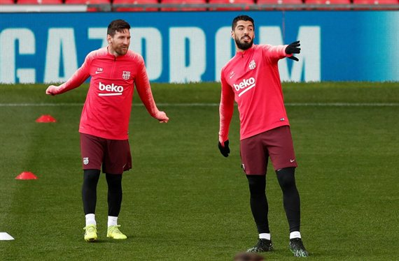La nueva (y sorprendente) opción del Barça para la delantera: el fichaje que Messi y Suárez vetan