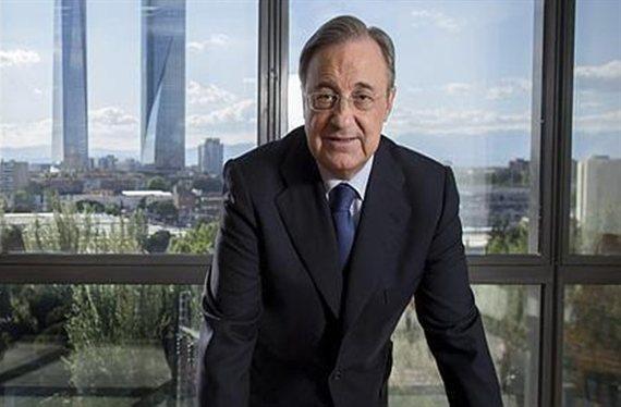 Florentino Pérez cierra el primer galáctico del Real Madrid por 100 millones (y se anuncia en días)