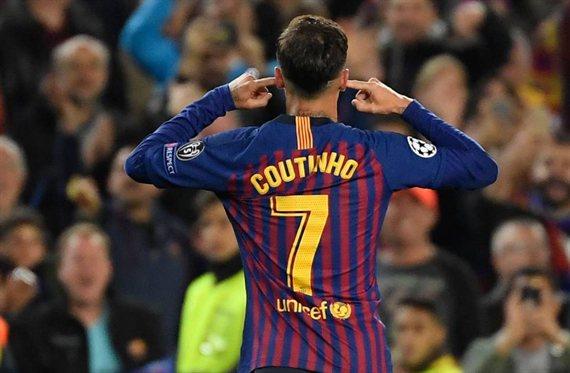 Más lío con Coutinho: el mensaje (después de insultar al a la afición del Barça)