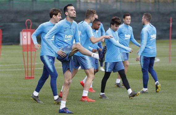 Fichaje en el saco: el regalo del Barça para Messi, Luis Suárez y Piqué