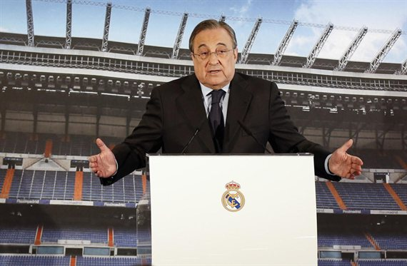 Los 600 millones de Florentino Pérez que ponen patas arriba el Real Madrid (y el Barça)