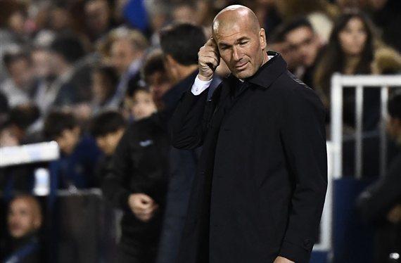 Zidane pide estos tres galácticos a Florentino (y se carga la llegada de cuatro fichajes estrella)