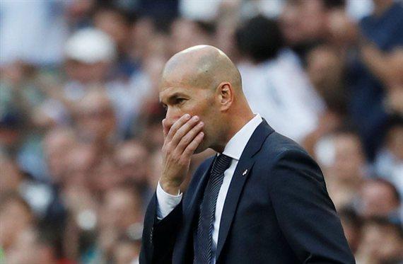 Llama a Florentino Pérez (es un crack) y es para enero: Zidane decidirá