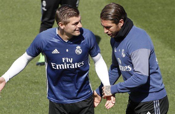 La humillación que le recuerdan cada semana Ramos y Marcelo a Kroos (y no es por culpa de Messi)