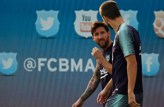 SOS a Messi y Piqué: el crack del Barça que no quiere que lo vendan