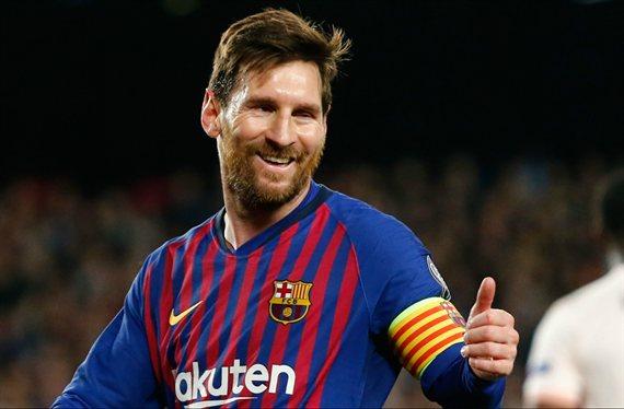 """""""Me voy con Messi"""". El crack de la Champions que el Barça tiene cerrado para el año próximo"""