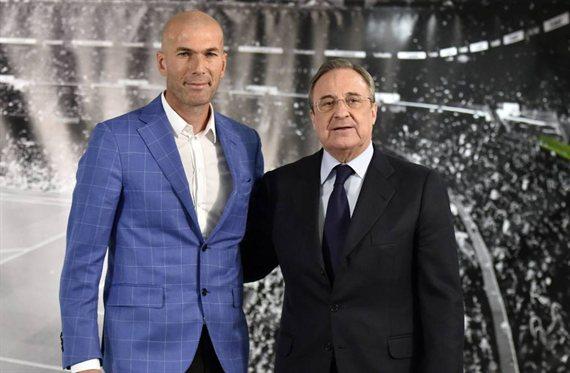 La estrella del Real Madrid que le pide perdón a Florentino Pérez: Zidane decide su futuro
